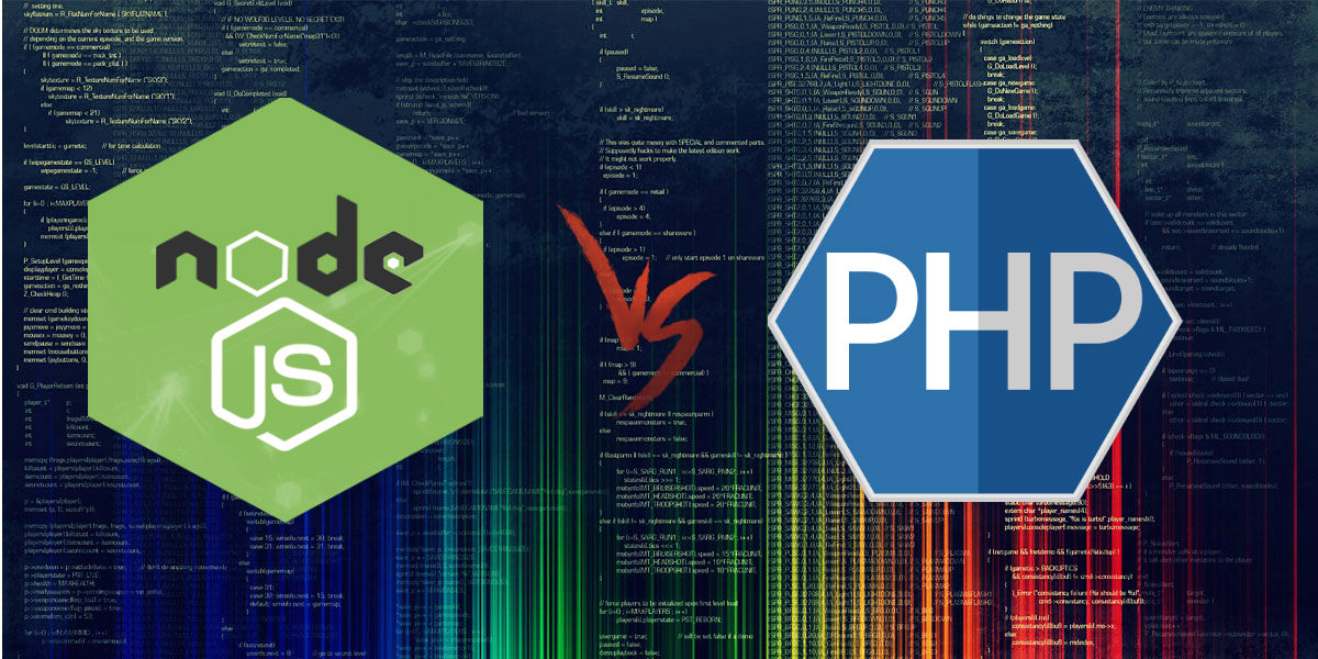 Difference and Similarities Between PHP and NodeJS
