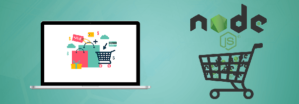 Why create an e-commerce website with Node.JS as backend and HTML5 as frontend platform?